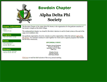 Tablet Preview of bowdoin.adps.org